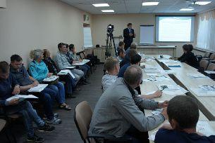 Ежегодный семинар операторов-сушильщиков.
